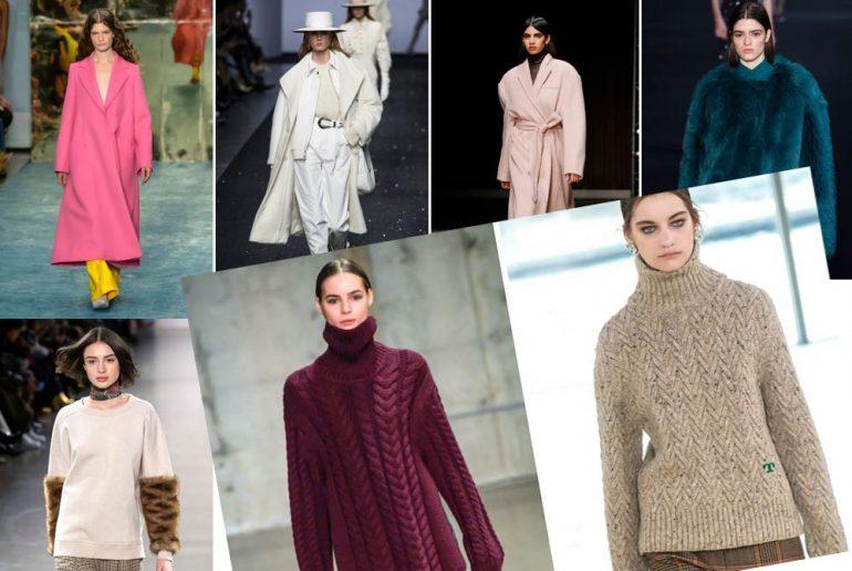 Trendy podzim-zima 2019/2020: dámská móda od nejlepších návrhářů
